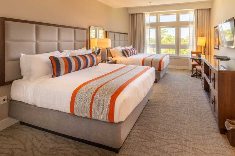 Resort Room with Two Queen Beds